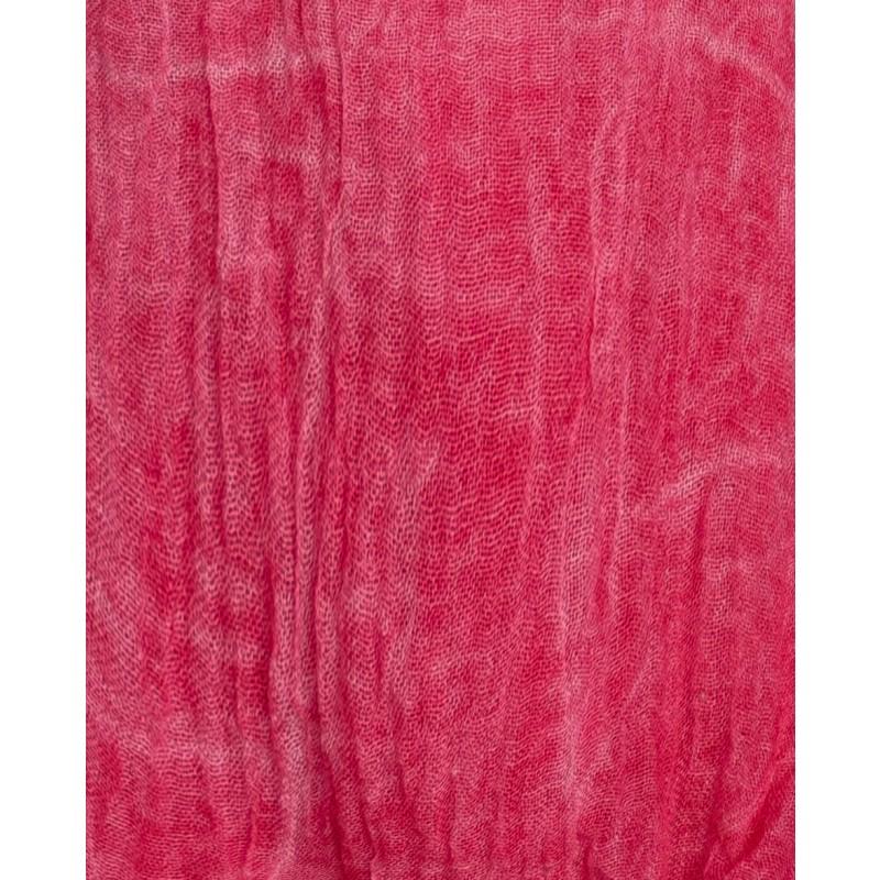 Розовый шарф Gulliver (фото 2)