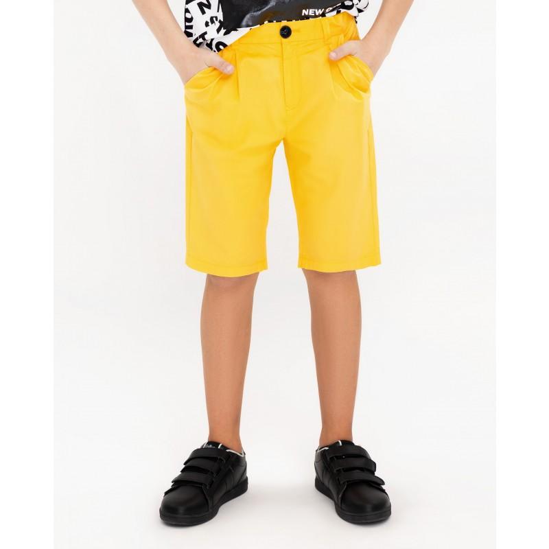 Желтые шорты Gulliver (фото 2)