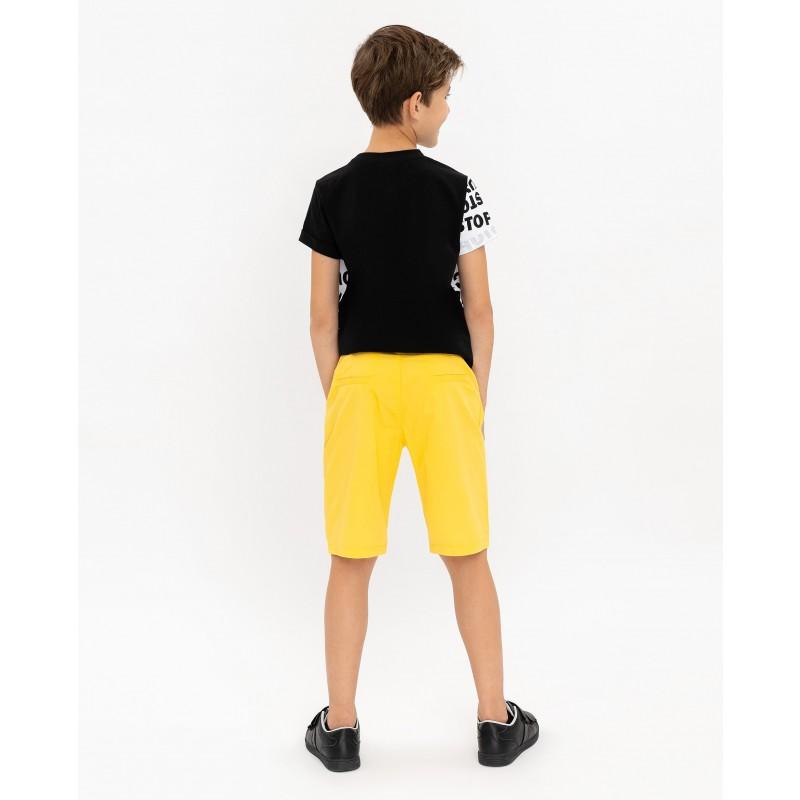 Желтые шорты Gulliver (фото 5)