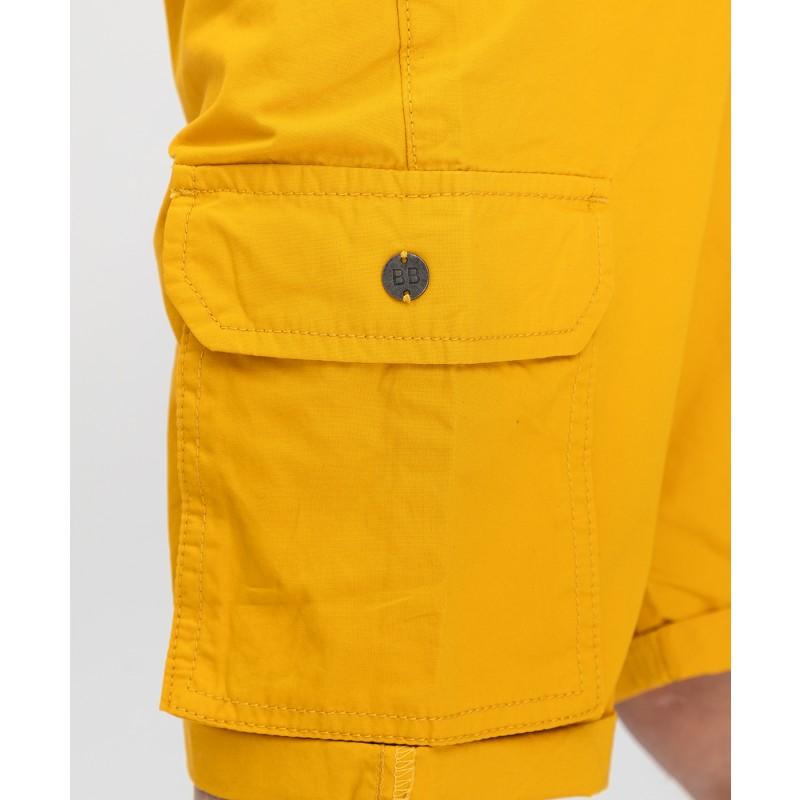 Желтые шорты Button Blue (фото 5)