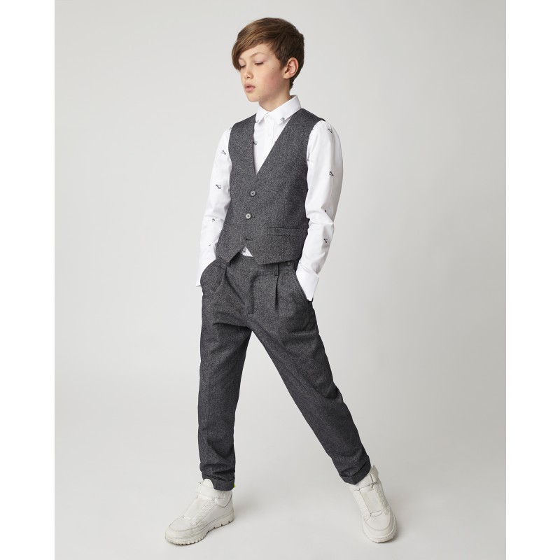 Серые брюки Gulliver (фото 2)