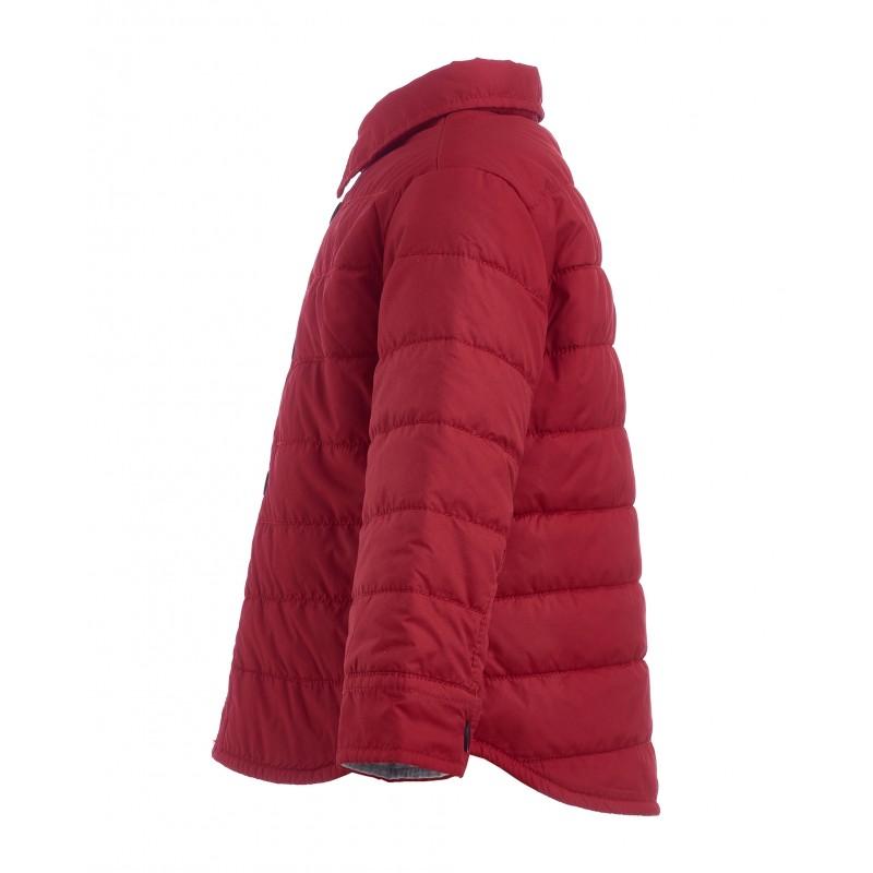 Красная демисезонная куртка Gulliver (фото 2)
