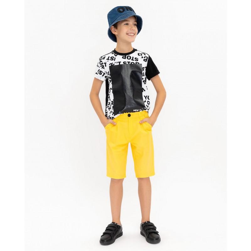 Желтые шорты Gulliver