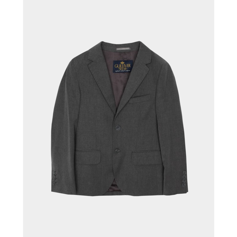 Серый пиджак Gulliver (фото 4)