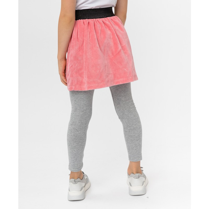 Розовая юбка Button Blue (фото 2)