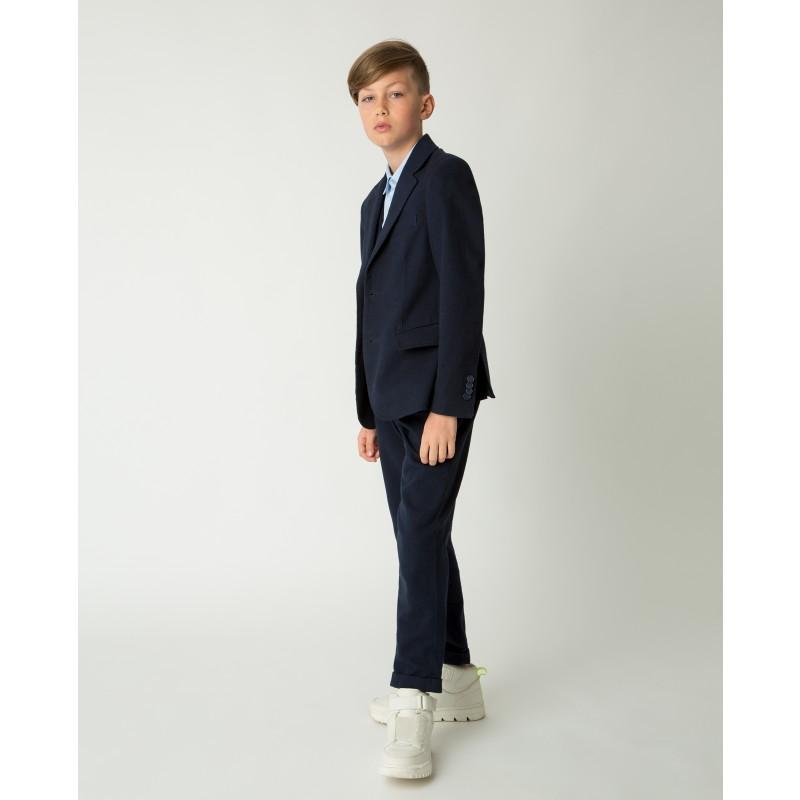 Синий пиджак Gulliver