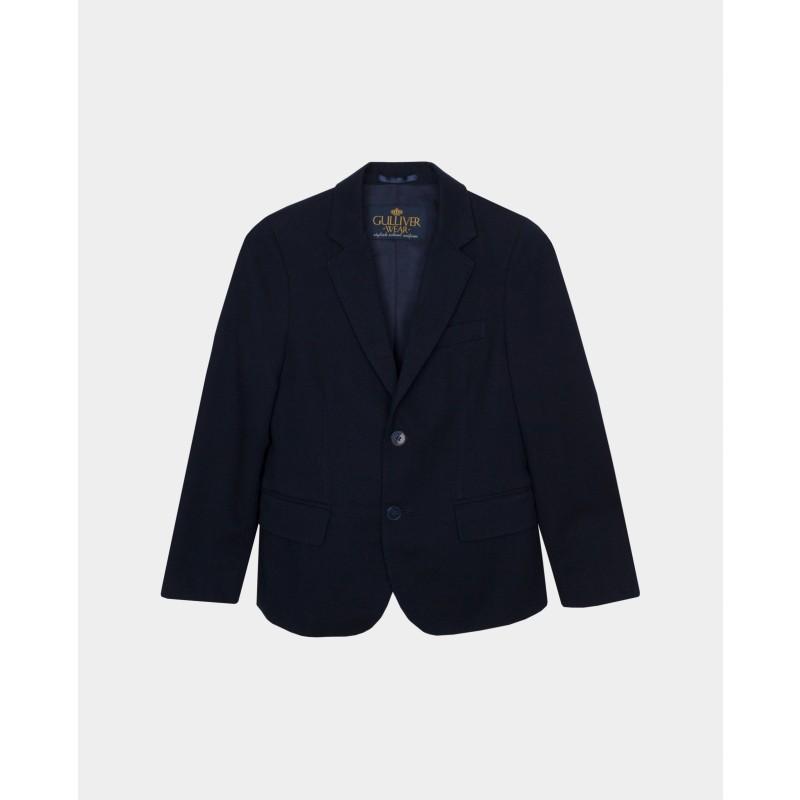 Синий пиджак Gulliver (фото 4)