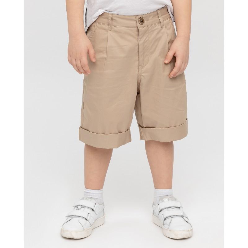 Бежевые шорты Gulliver (фото 2)