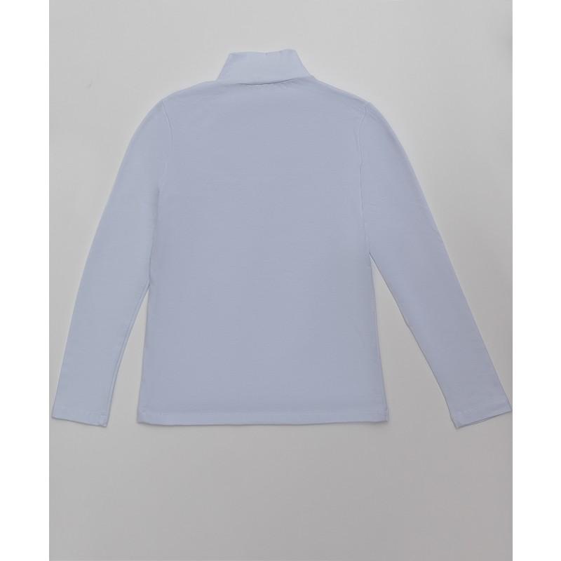 Белая водолазка с вышивкой Button Blue (фото 2)