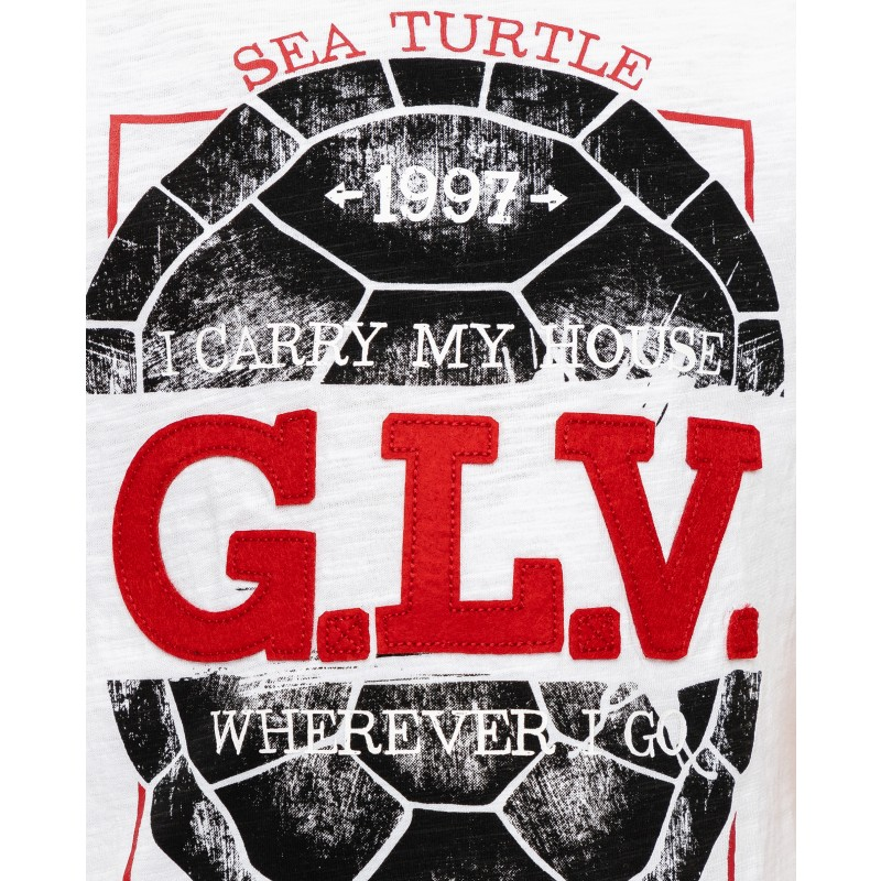 Футболка с принтом Gulliver (фото 5)