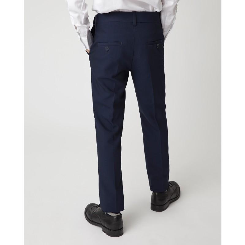 Синие узкие брюки Gulliver (фото 2)