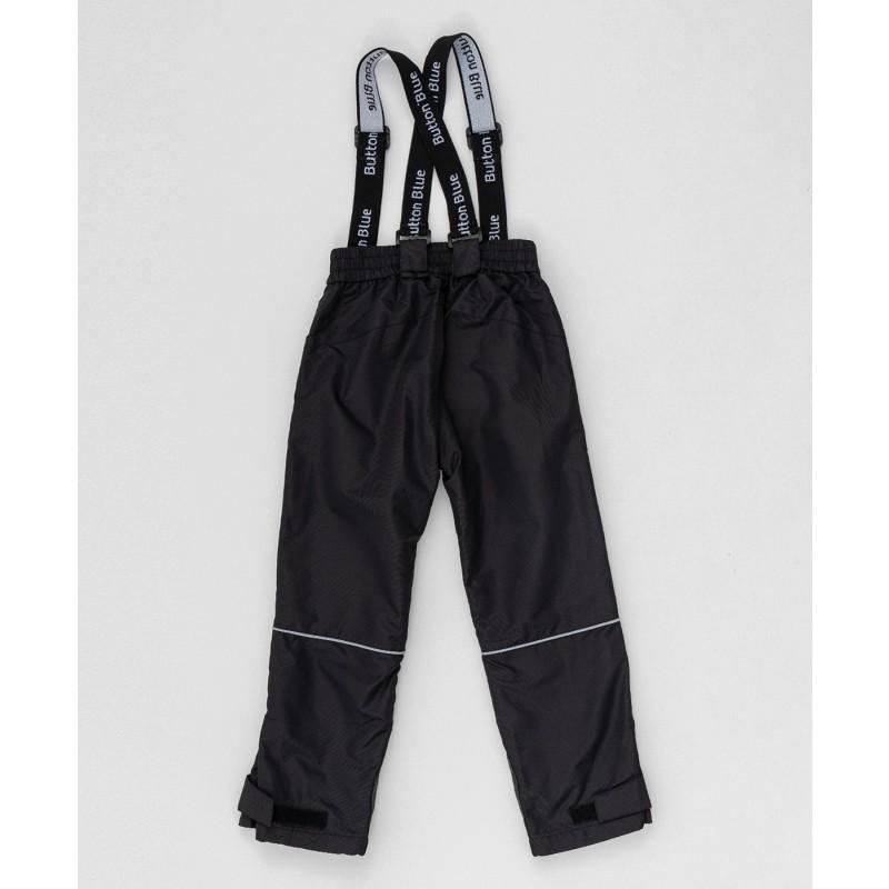 Демисезонные брюки Active Button Blue (фото 2)