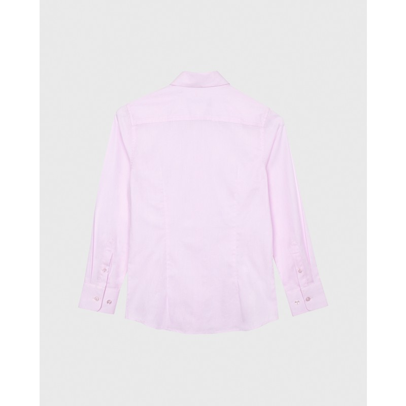 Розовая рубашка Gulliver (фото 4)