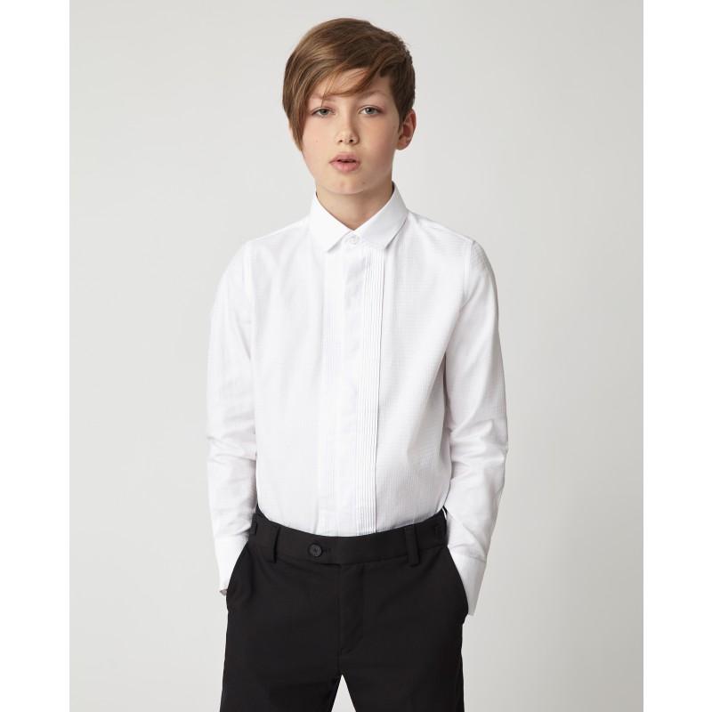 Белая рубашка Gulliver