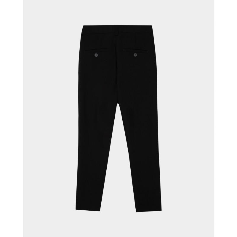 Черные узкие брюки Gulliver (фото 4)