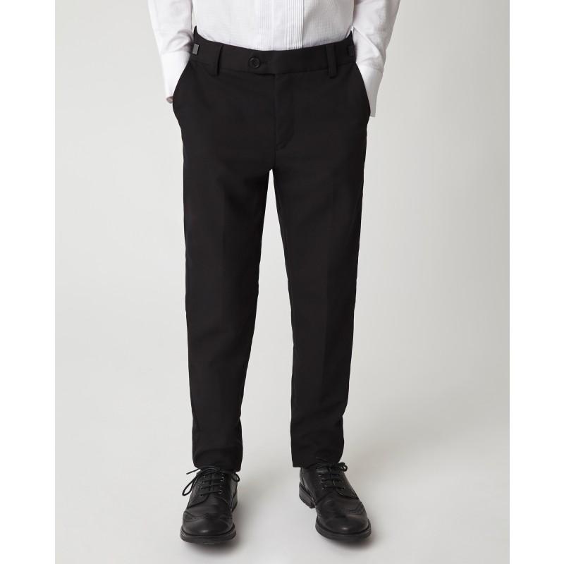 Черные узкие брюки Gulliver