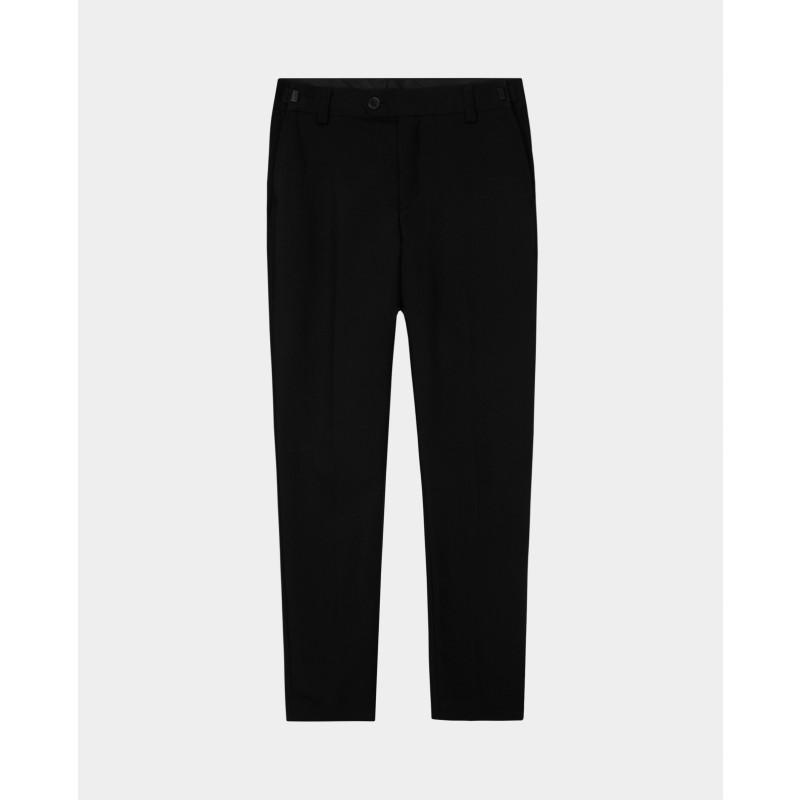 Черные узкие брюки Gulliver (фото 3)