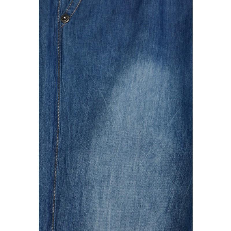 Голубые джинсы Gulliver (фото 5)