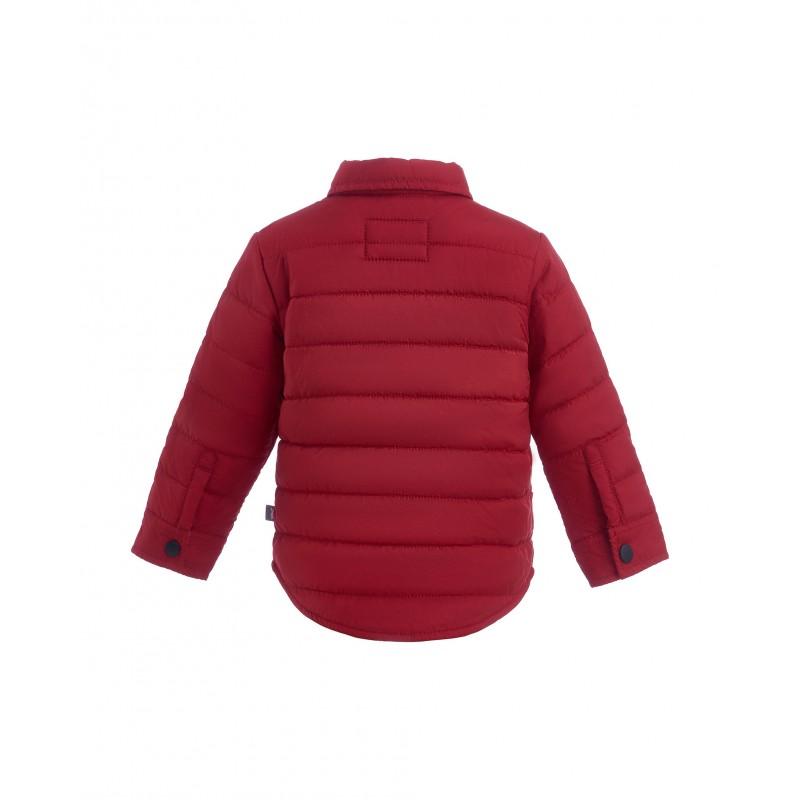 Красная демисезонная куртка Gulliver (фото 3)