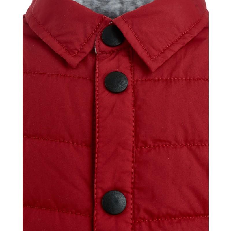 Красная демисезонная куртка Gulliver (фото 5)