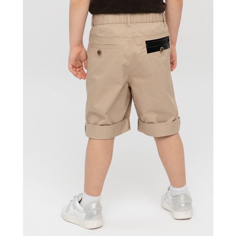 Бежевые шорты Gulliver (фото 4)