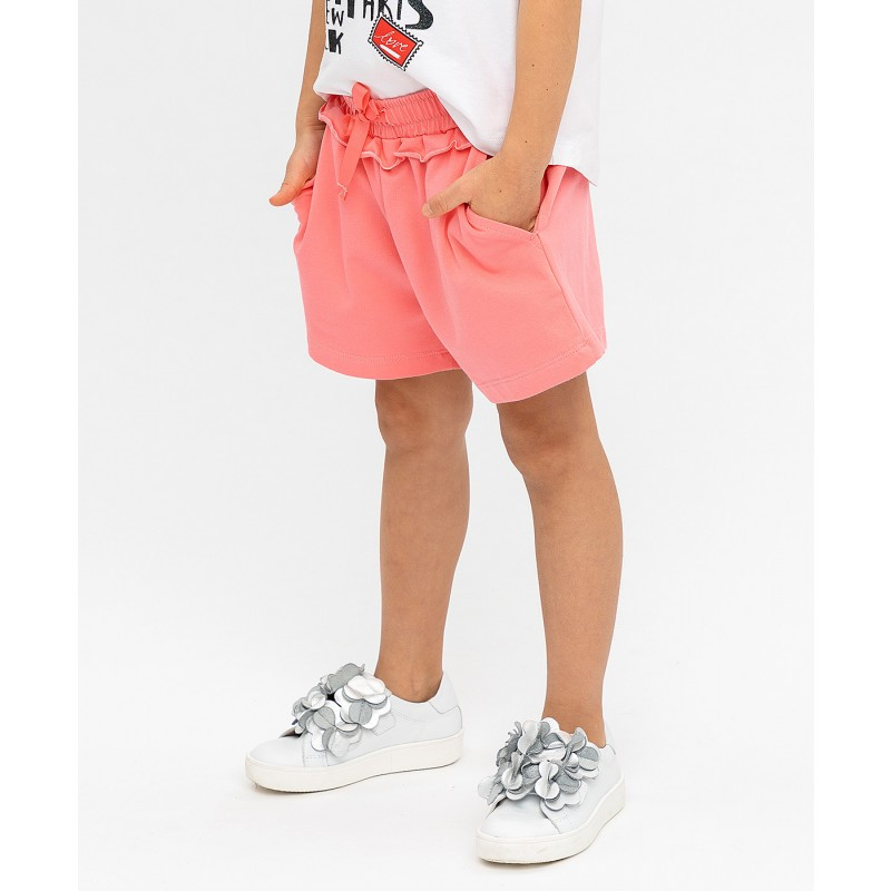 Розовые шорты Button Blue (фото 2)