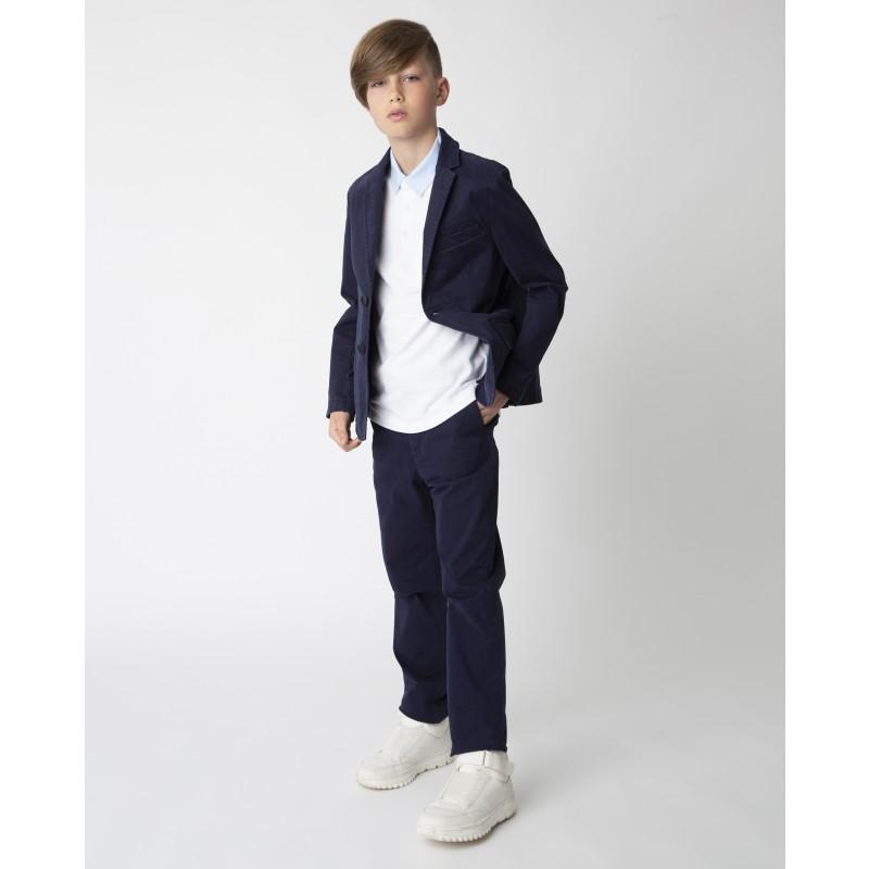 Синие брюки Gulliver