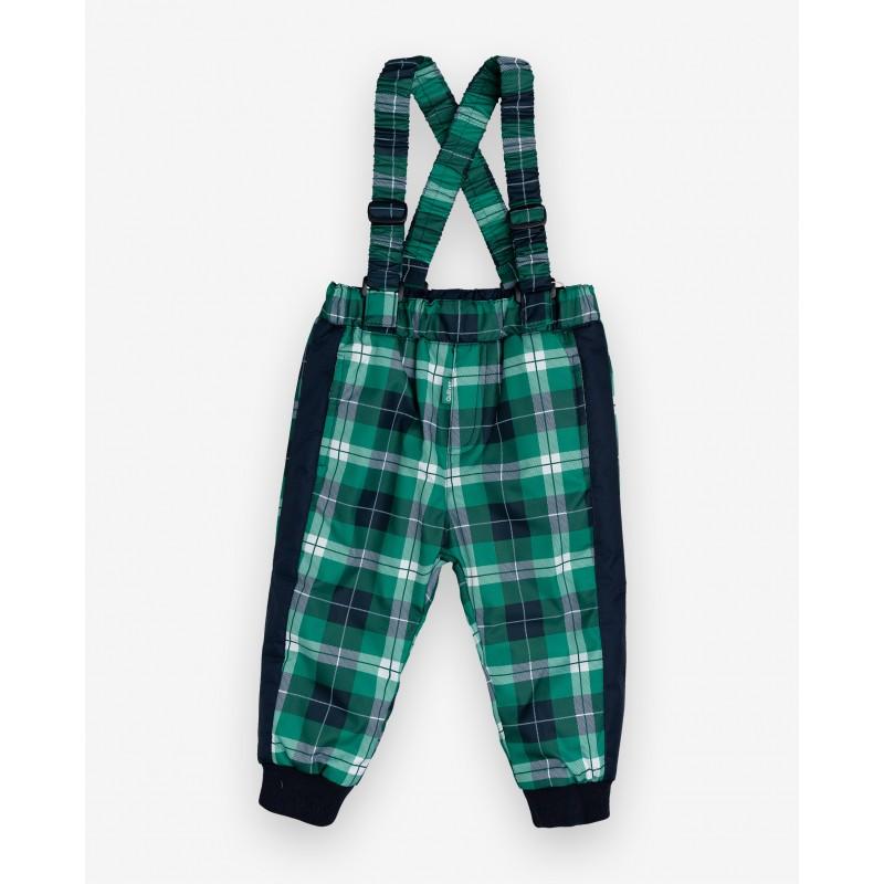Утепленные демисезонные брюки Gulliver