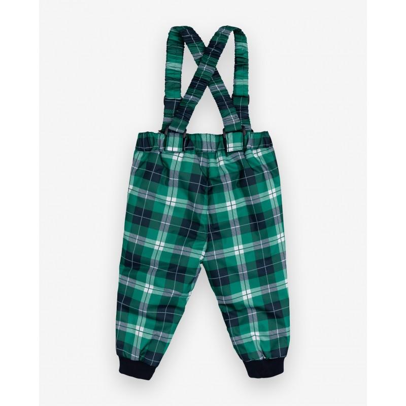 Утепленные демисезонные брюки Gulliver (фото 2)
