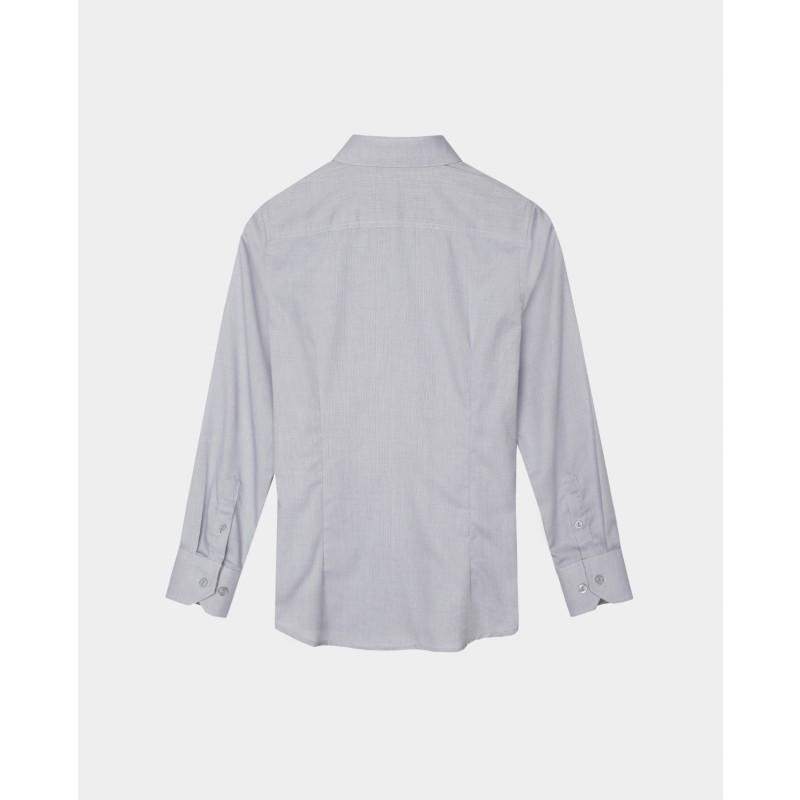 Серая рубашка Gulliver (фото 5)