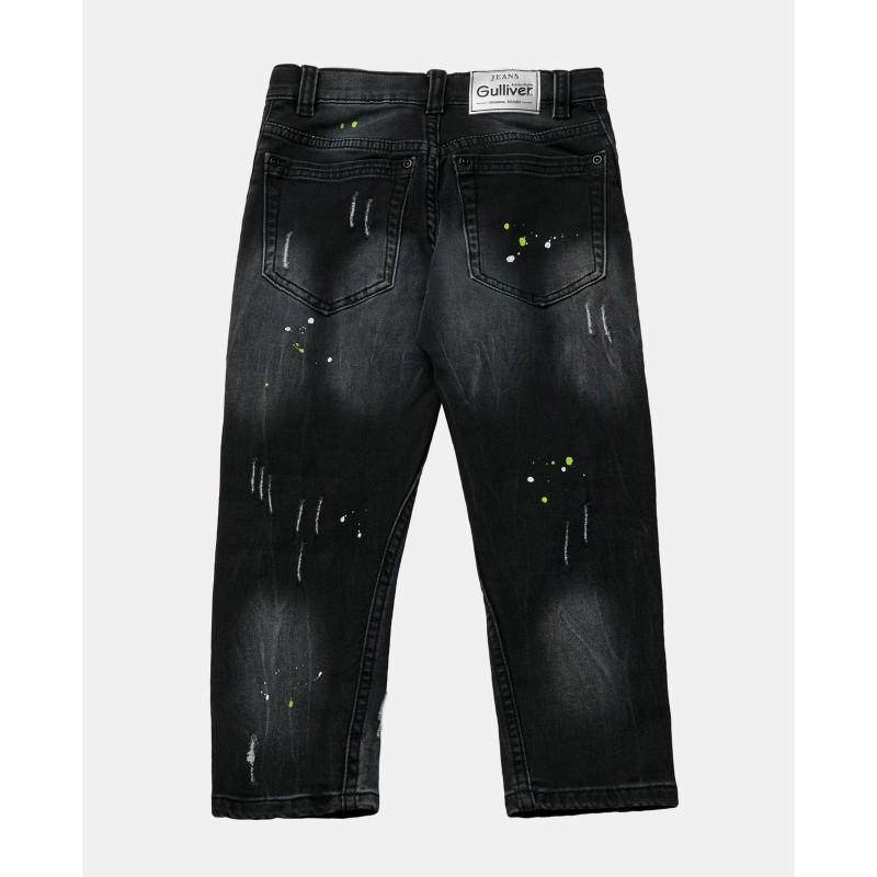 Черные джинсы Gulliver (фото 2)