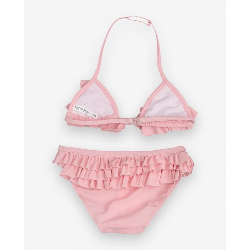 Розовый раздельный купальник Gulliver (фото 2)