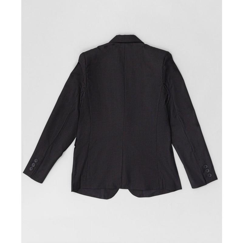 Серый пиджак Button Blue (фото 2)