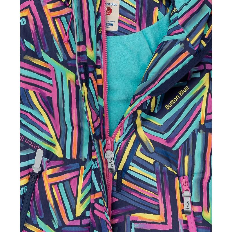Зимняя куртка Active Button Blue (фото 5)