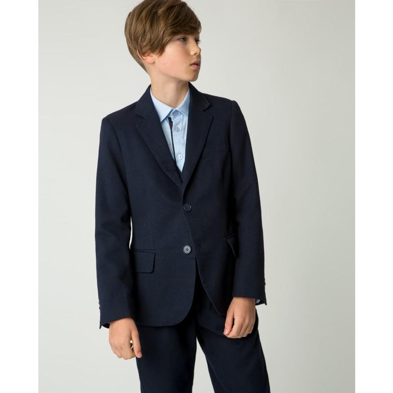 Синий пиджак Gulliver (фото 2)