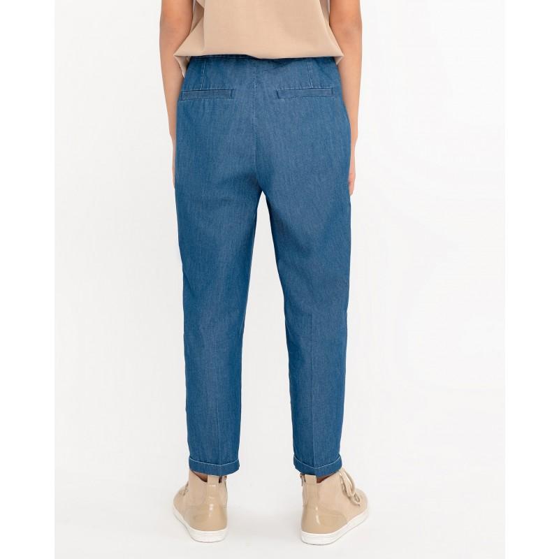 Брюки из джинсовой ткани Gulliver (фото 5)