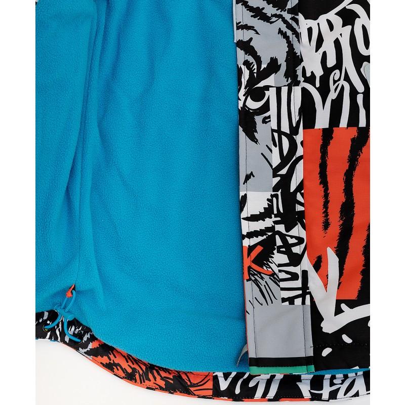Демисезонная куртка Active для мальчика Button Blue (фото 4)