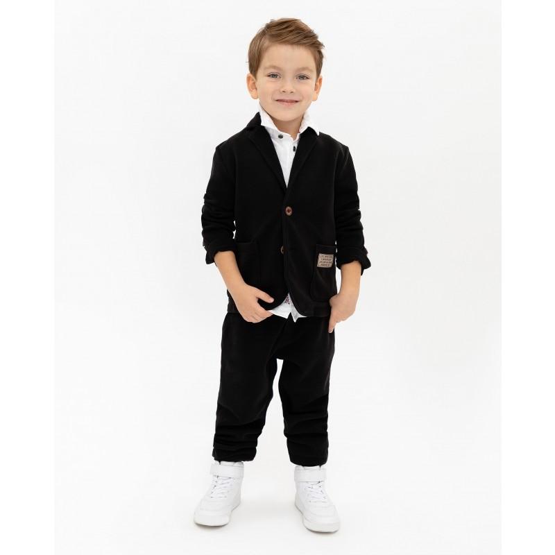 Черный пиджак Gulliver (фото 2)