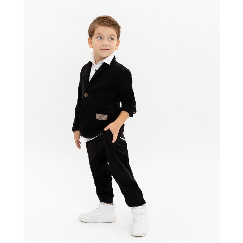 Черный пиджак Gulliver (фото 3)