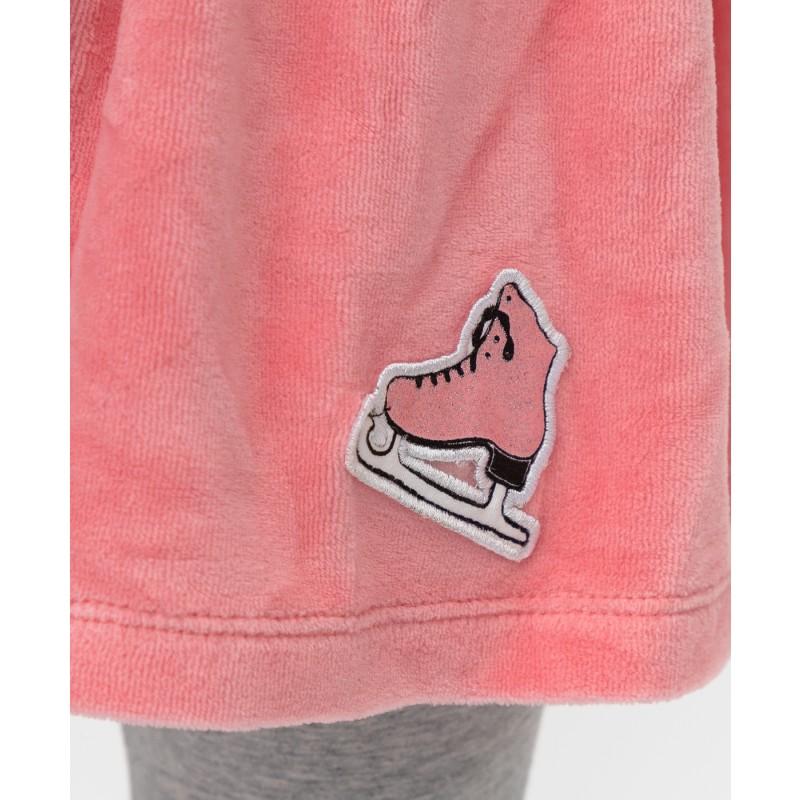 Розовая юбка Button Blue (фото 5)