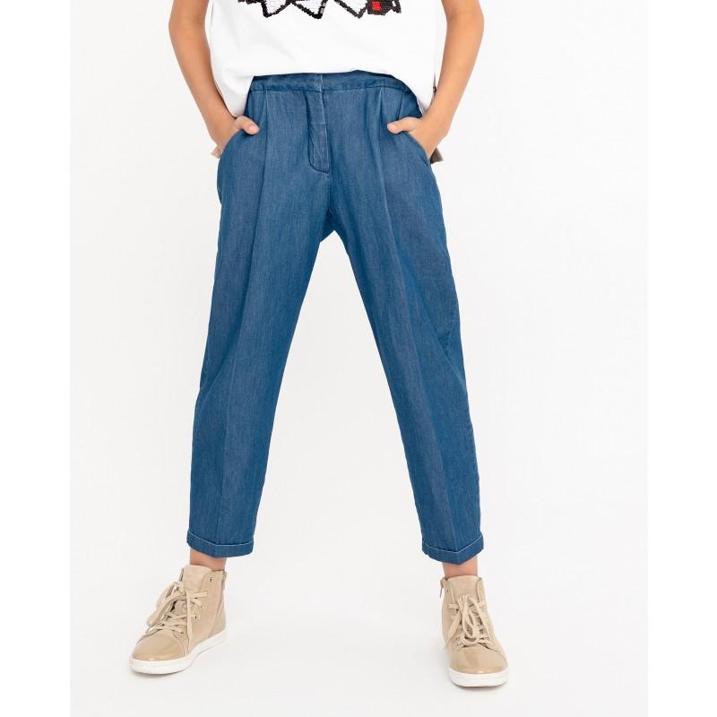 Брюки из джинсовой ткани Gulliver (фото 3)