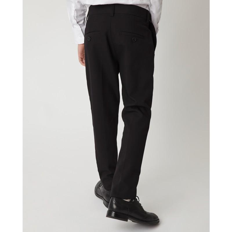 Черные узкие брюки Gulliver (фото 2)