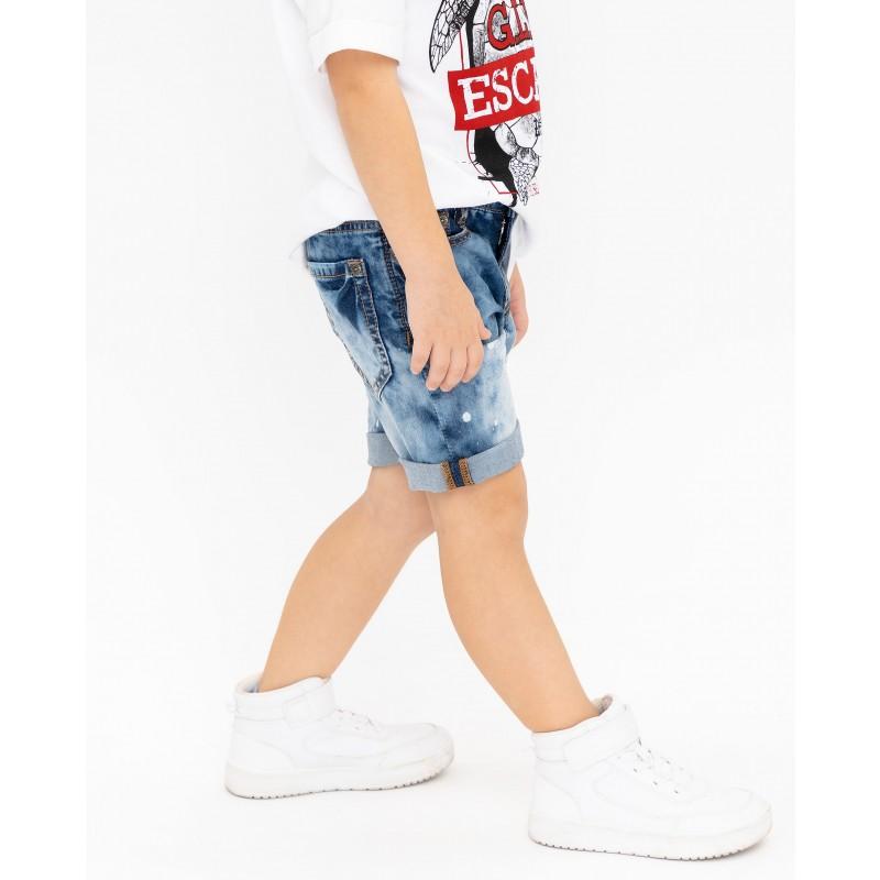 Джинсовые шорты Gulliver (фото 2)