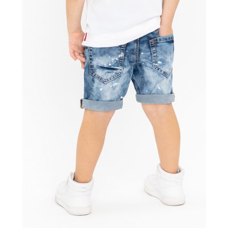 Джинсовые шорты Gulliver (фото 3)