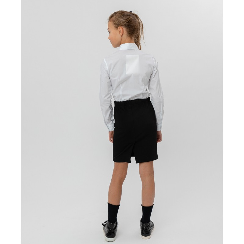 Черная юбка Button Blue (фото 4)