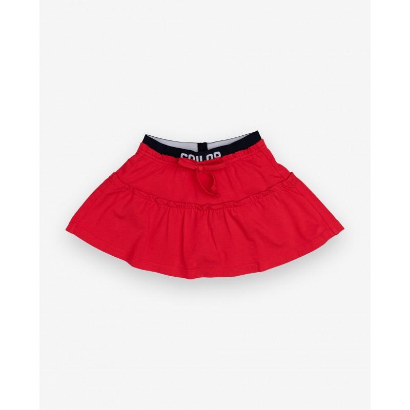 Красные шорты Gulliver