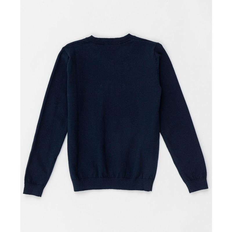 Синий джемпер Button Blue (фото 2)