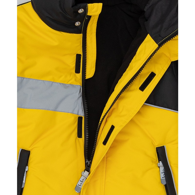 Зимнее пальто Active Button Blue (фото 5)