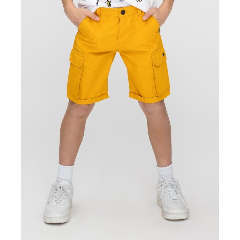 Желтые шорты Button Blue (фото 2)