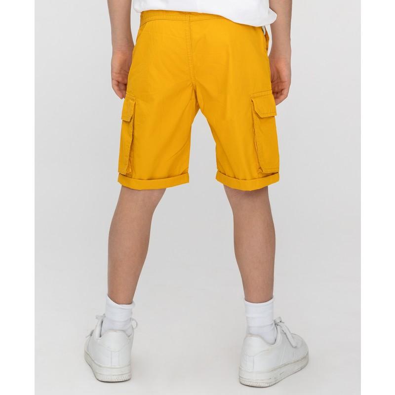 Желтые шорты Button Blue (фото 4)